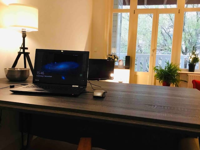 Nice apartment in Amsterdam for business traveller