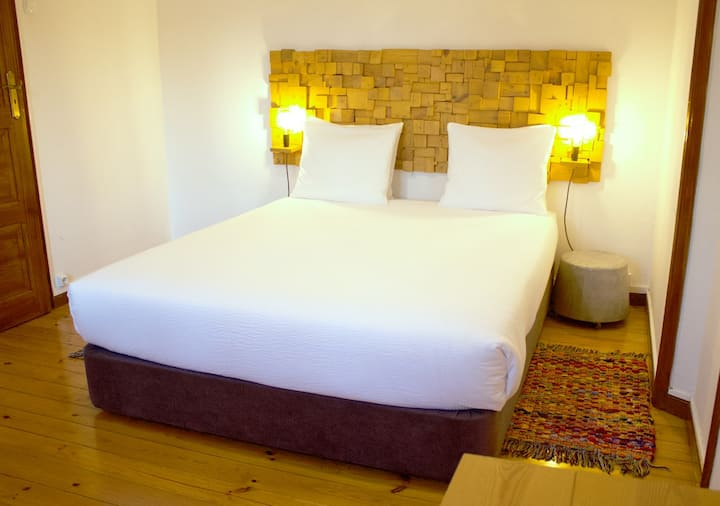 Sustainable double room