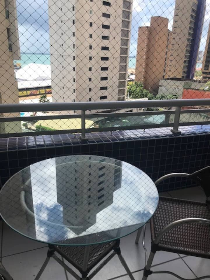 APARTAMENTO 402-T3 NO BEACH CLASS VISTA MAR