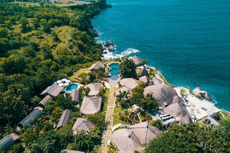 Luxury Eco-Loft by Hidden Beach Access #N1 - South Kuta