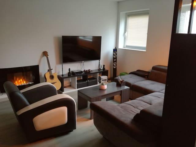 Chambre dans un appartement Cozy F3 - Rouen Centre