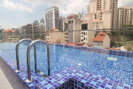 1 Bedroom Condo @ Clarke Quay - Singapore - Apartment