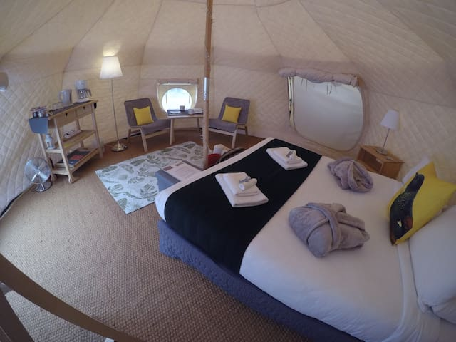 Tuis Nest Glamping - tente tranquillité