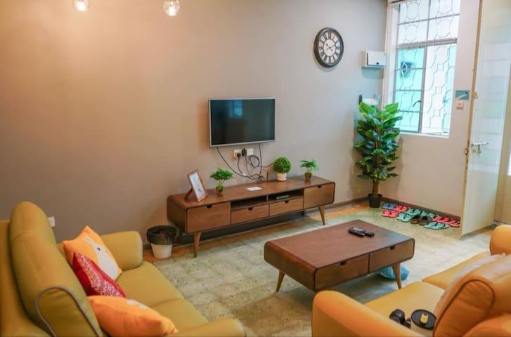 MODERN HERITAGE HOUSE 6 Room12pax@Georgetown6房乔治市