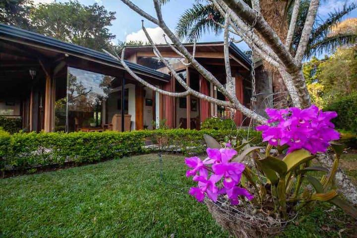 Casa Panorámica Cristal Monteverde.