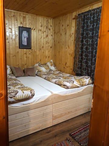 Cabana din poveste