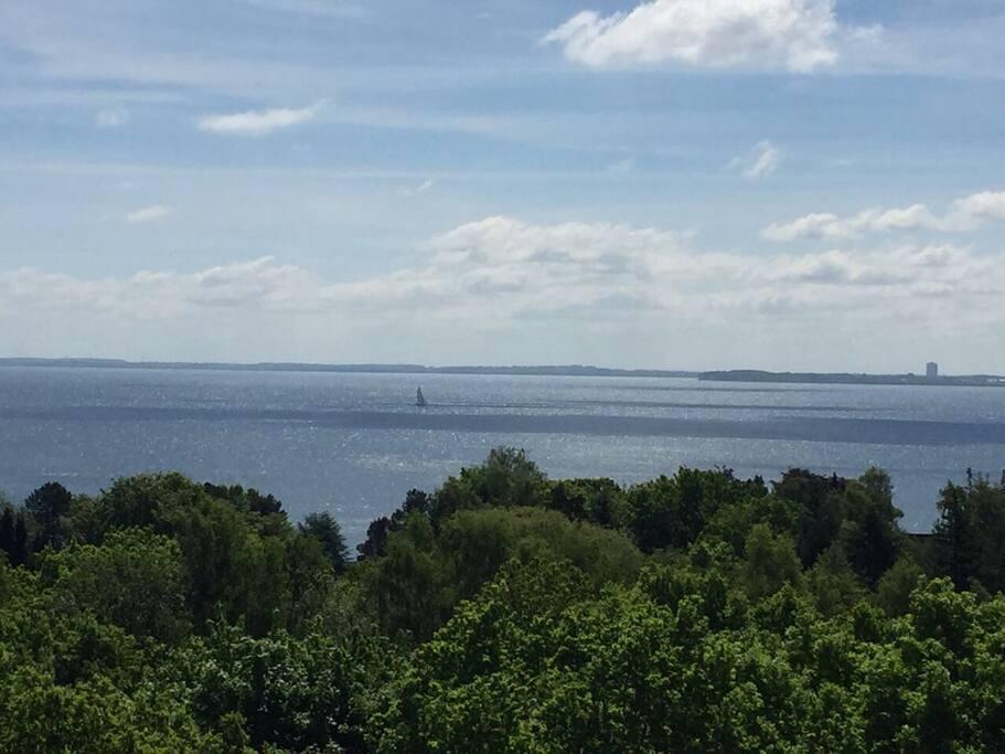 Blick auf die See