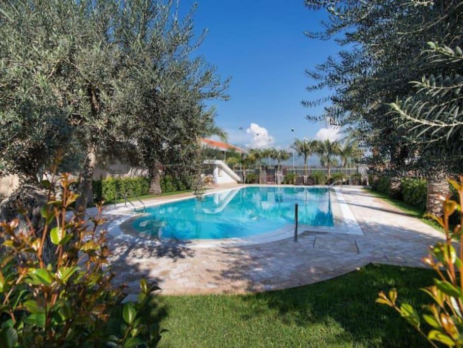 Villa Galati - Apartment 1 - Sicily, Italy