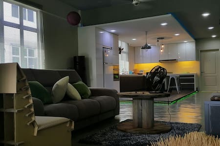 Interior designer customake unit - Klang - Apartment - 2
