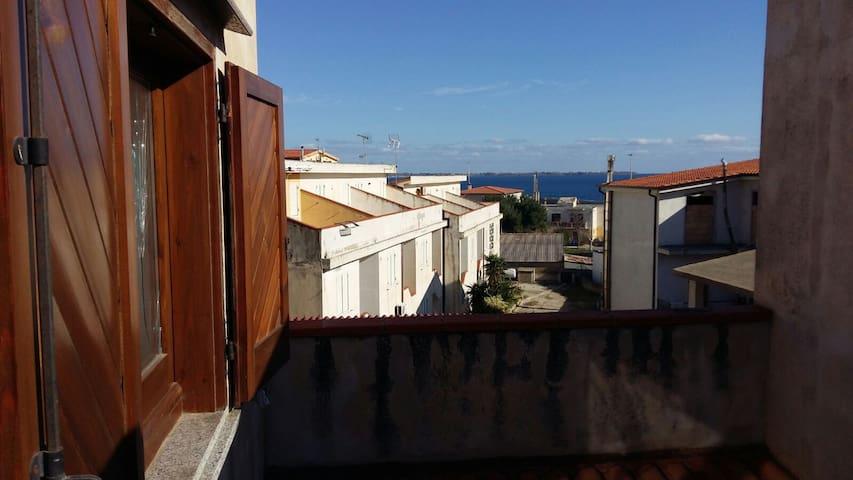 Appartamento con vista mare a Le Castella - Isola di Capo Rizzuto - Casa