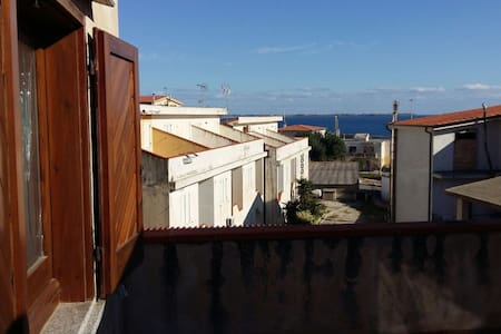 Appartamento con vista mare a Le Castella