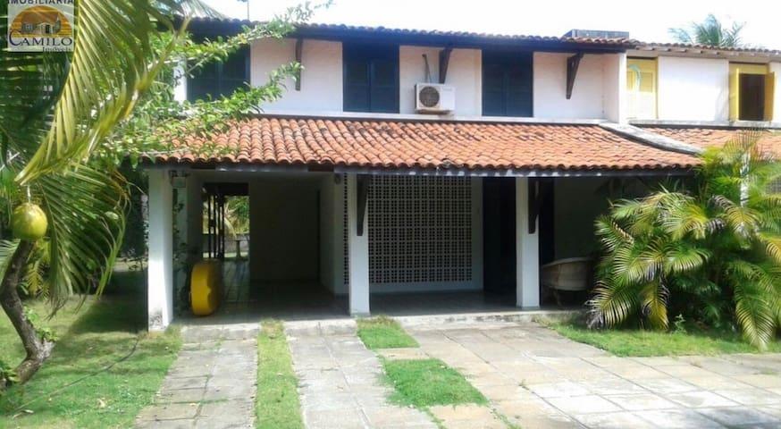 Casa de Praia Disp CARNAVAL, C/piscina e churrasq.