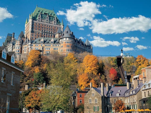 Québec City guidebook