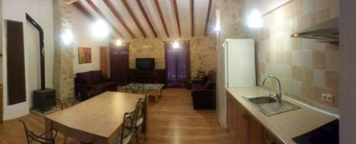 casa del llavador loft