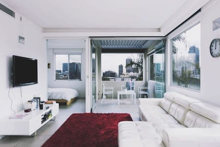 Chic Master Bedroom in Surry Hills