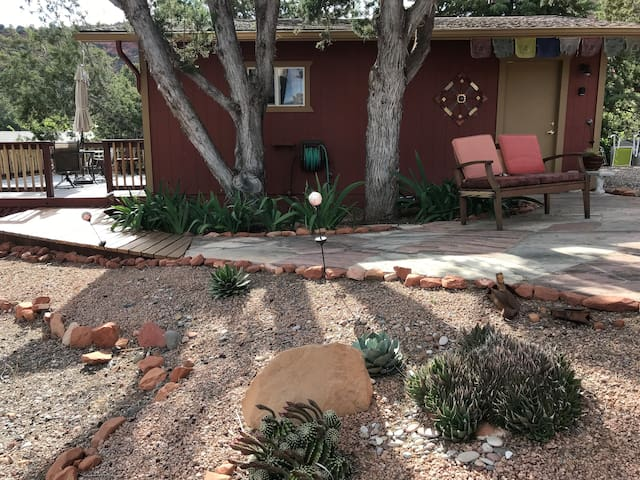 Private Casita,a quiet retreat in beautiful Sedona