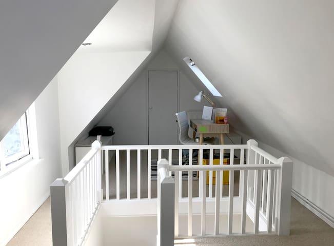 The Crow's Nest study area