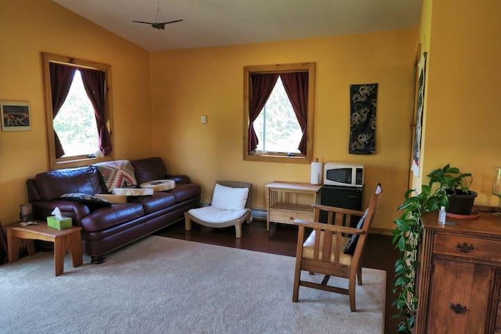 Peaceful studio near Ithaca - Newfield - Apartment