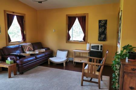 Peaceful studio near Ithaca - Newfield