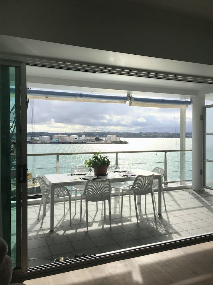 PERFECT spot, Perfect apartment for Americas Cup!