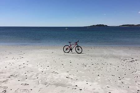 Leaf Peeping, Beach, Trails, Bikes, Hammock, Chill
