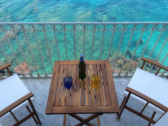 The house on the rocks of the sea - Cefalù - Wohnung