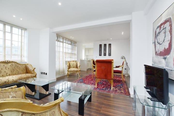 Luxury Private Apartment in Chelsea / Kensington