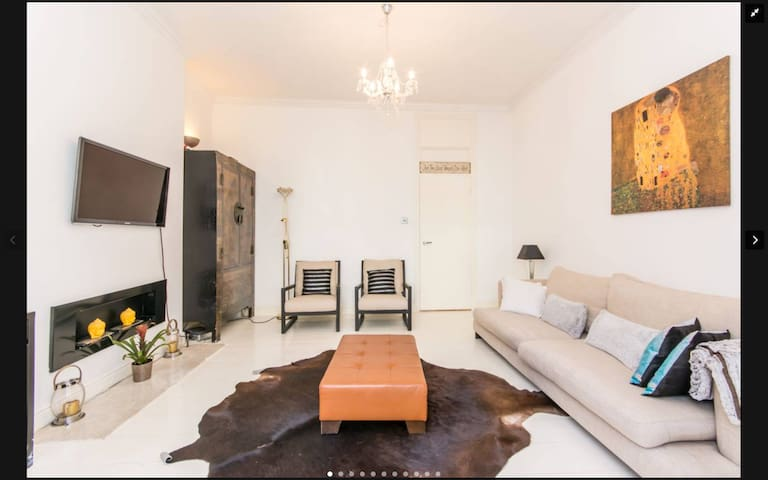 Lovely 2 bedroom entire garden flat in Hammersmith - London