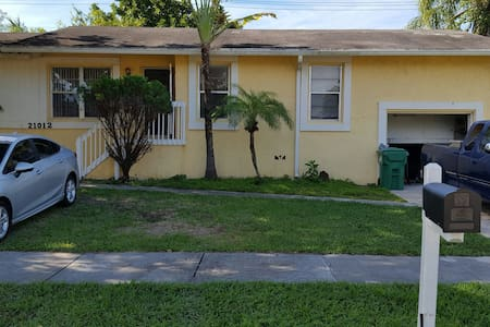Private room, parking included 3 - Cutler Bay - House