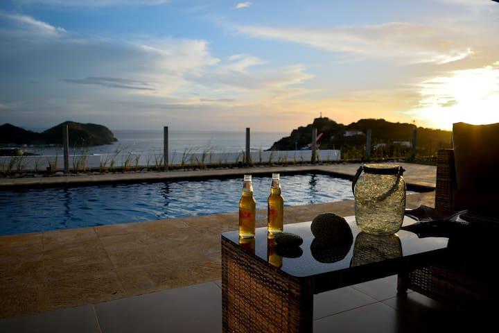 Villa Helena - Luxury Retreat - San Juan del Sur