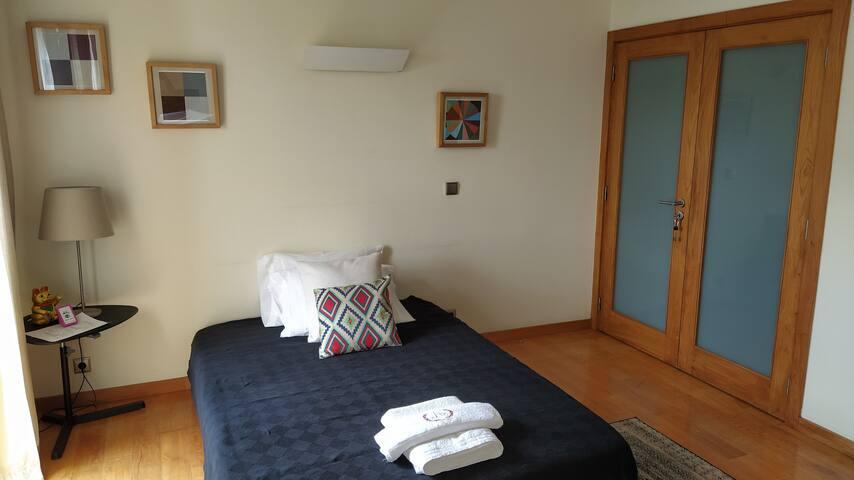 Quarto de casal 0,três Marias guesthouse