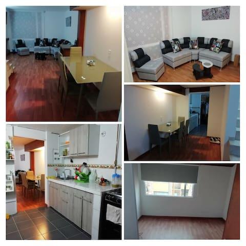 Micro casa al Norte de Bogotá