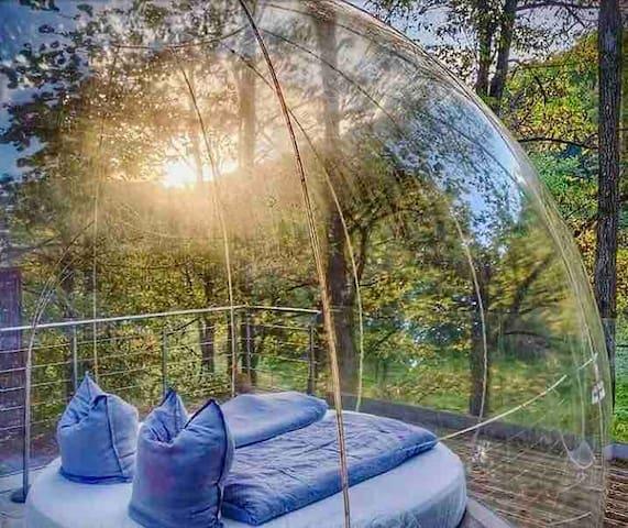 Vivre dans sa bulle