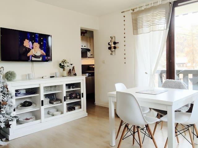 Bel appartement  au coeur de Vars - Vars - Apartment