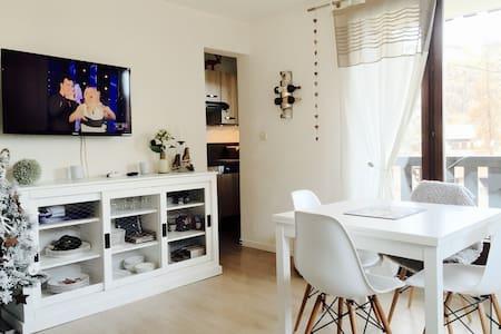 Bel appartement  au coeur de Vars - Vars