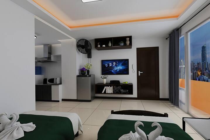 Room 房间