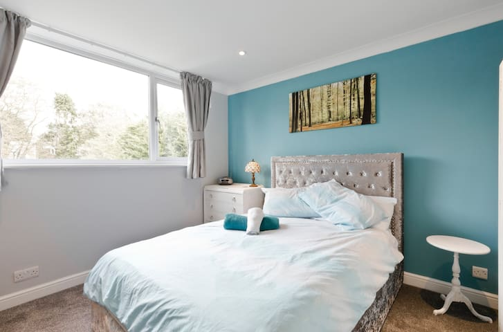 Ensuite Double, Warm welcome in wonderful Woking - Woking - Casa