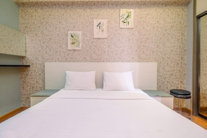 Cozy and Best Studio Room Serpong Greenview Apt