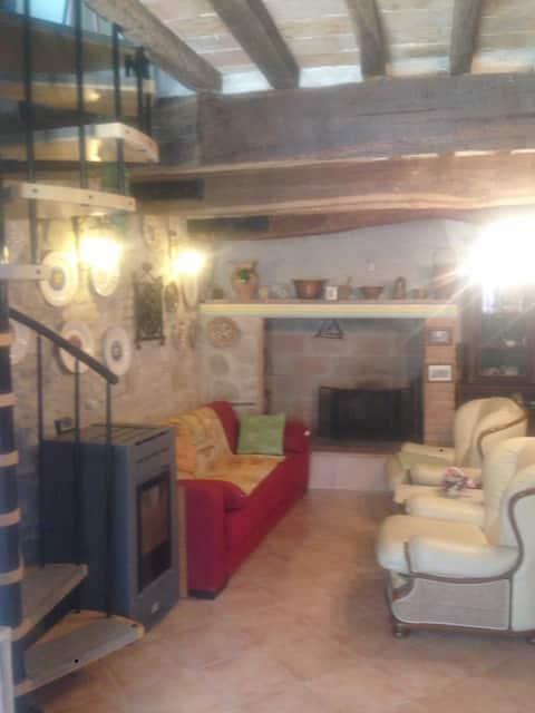 Residenza etrusca