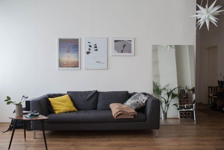 Gemütliche & moderne Wohnung im Stadtzentrum - Bremen - Apartment