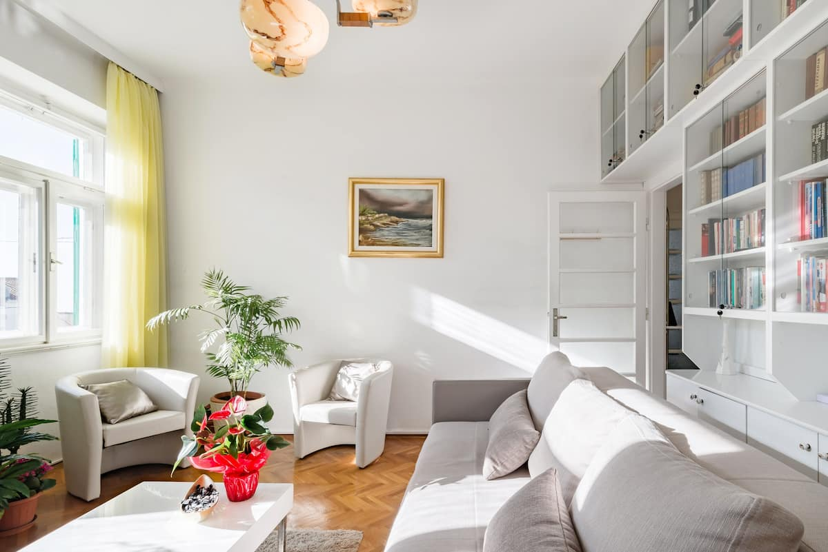 Lux Villa with Xl Sunny Terrace close to beach