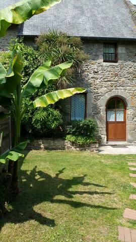 Village MAHANA: Gîte MARQUISE, piscine couverte - Pleurtuit - Dom