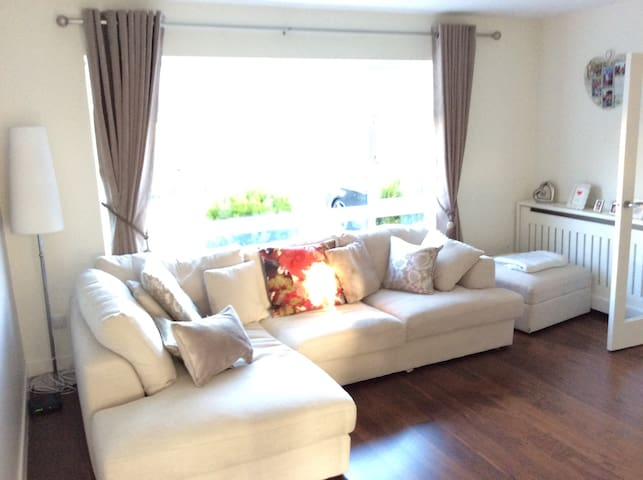 Luxury, modern and sunny house - Templeogue