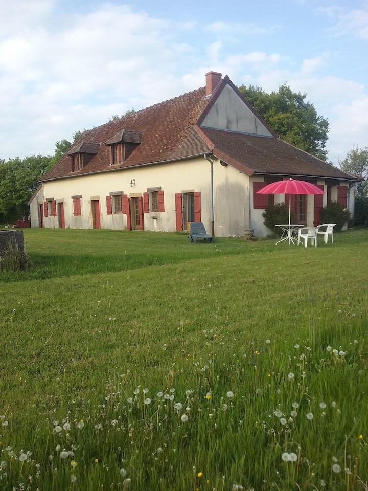 La Vigneronnerie - Maison de charme en Bourgogne