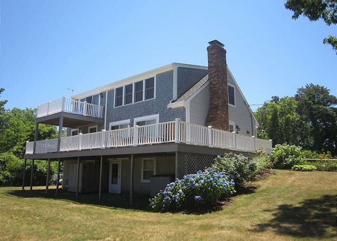 #807: Classic Cape Charm w/ Beautiful Water Views! Walk to Beach, Dog Friendly!