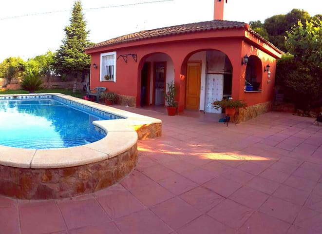 Гостевой домик Sierra Calderona Valencia - Serra - Inap sarapan