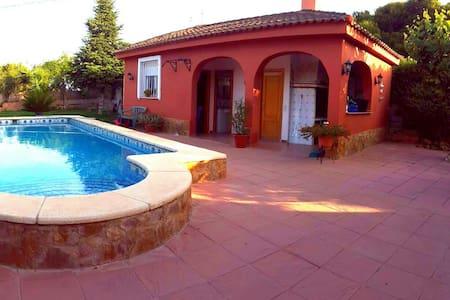 Гостевой домик Sierra Calderona Valencia - Serra - ที่พักพร้อมอาหารเช้า