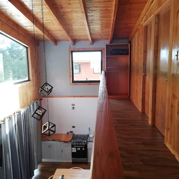 Cabañas 9 personas Villarrica