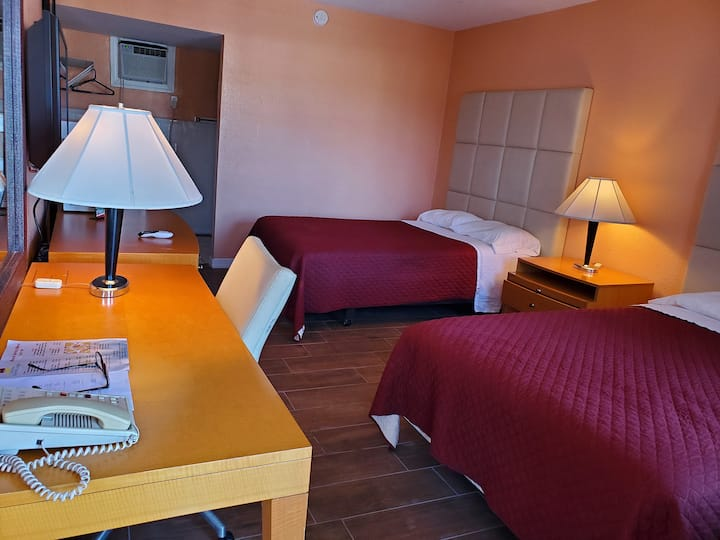 2 Bed Non Smoking Room