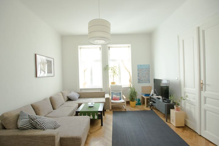 Quiet Room in Viennese Apartment! - Wien